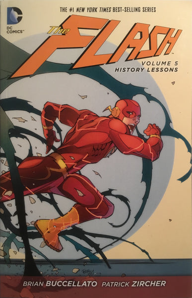FLASH (NEW 52) VOL 5 HISTORY LESSONS GRAPHIC NOVEL