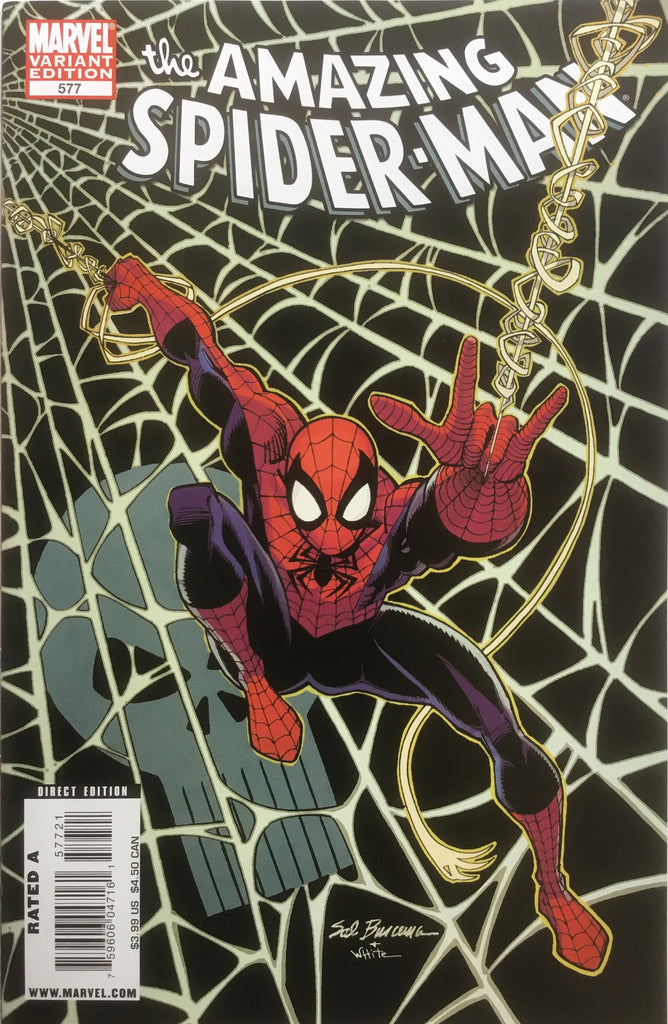 AMAZING SPIDER-MAN (1999-2013) #577 BUSCEMA COVER (1:10 VARIANT)