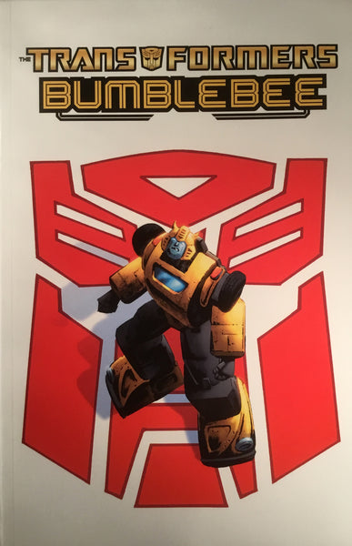TRANSFORMERS BUMBLEBEE GRAPHIC NOVEL