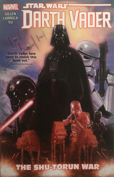 STAR WARS DARTH VADER (MARVEL) VOL 3 THE SHU-TORUN WAR GRAPHIC NOVEL