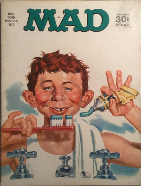 MAD MAGAZINE (USA) #109