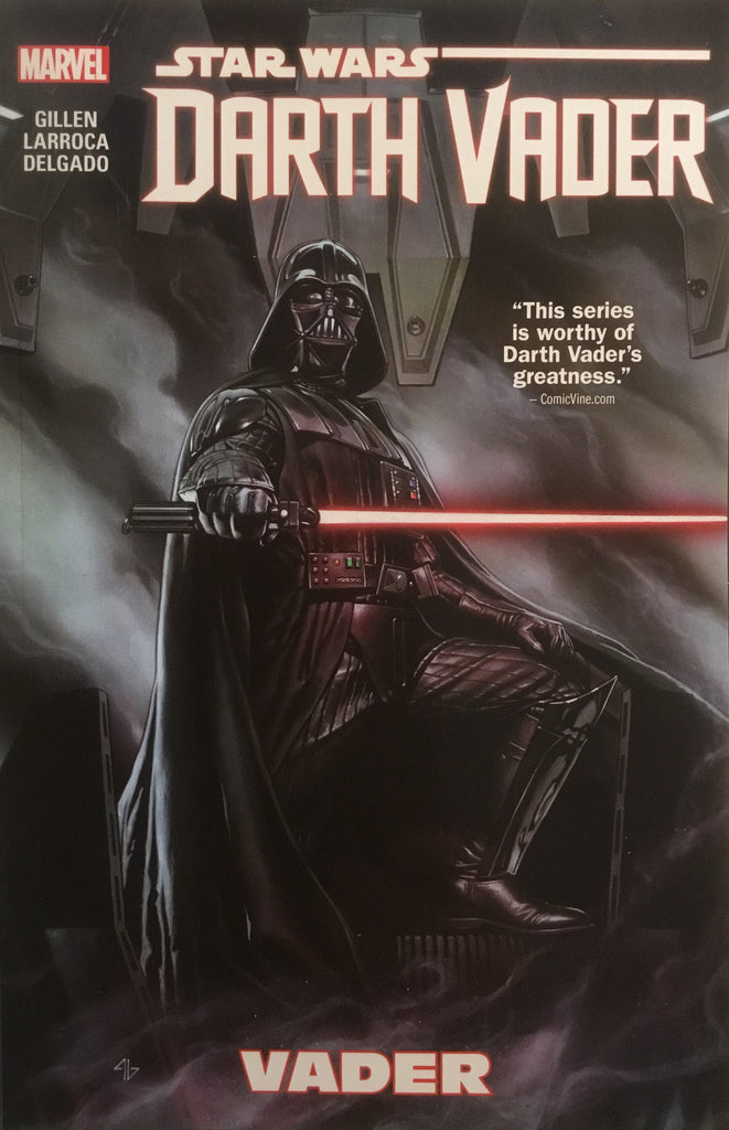 STAR WARS DARTH VADER (MARVEL) VOL 1 VADER GRAPHIC NOVEL