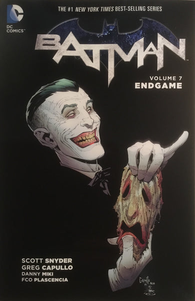 BATMAN (NEW 52) VOL 7 ENDGAME GRAPHIC NOVEL - Comics 'R' Us