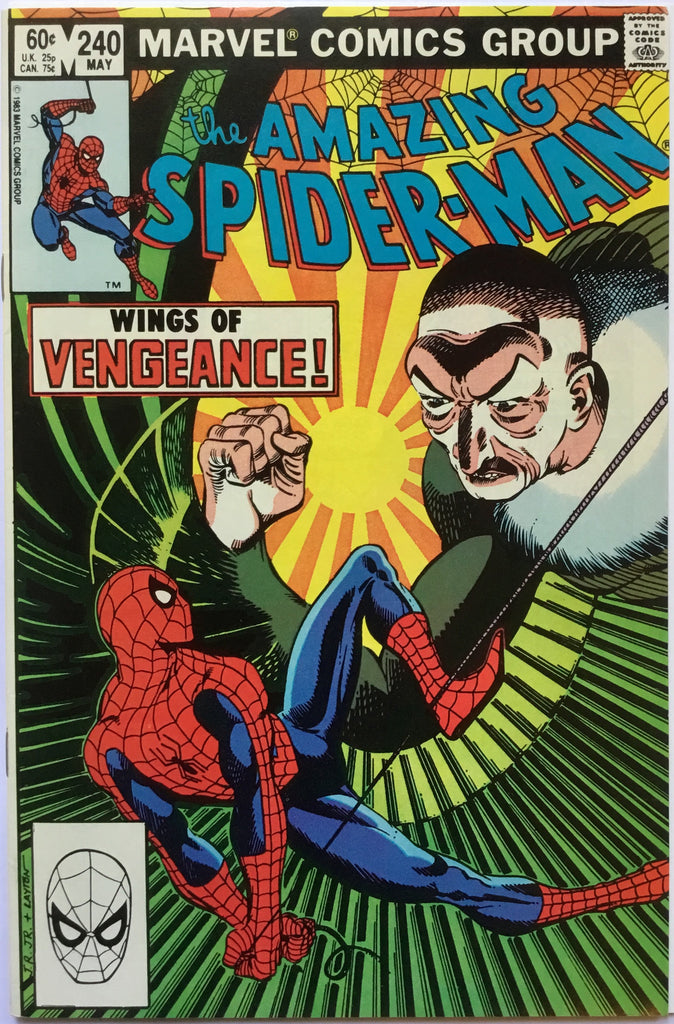 AMAZING SPIDER-MAN # 240 - Comics 'R' Us
