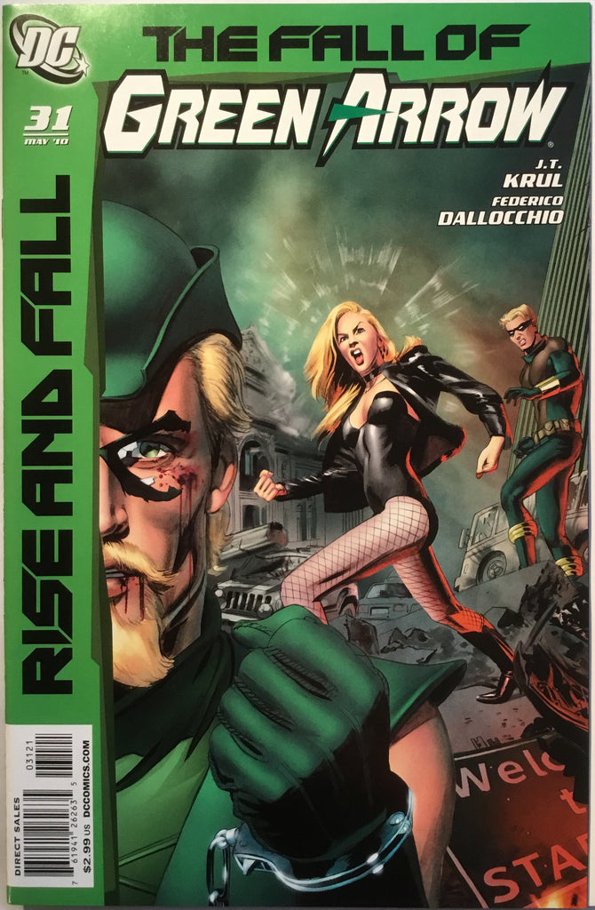 GREEN ARROW #31 (2010) 1:25 VARIANT - Comics 'R' Us