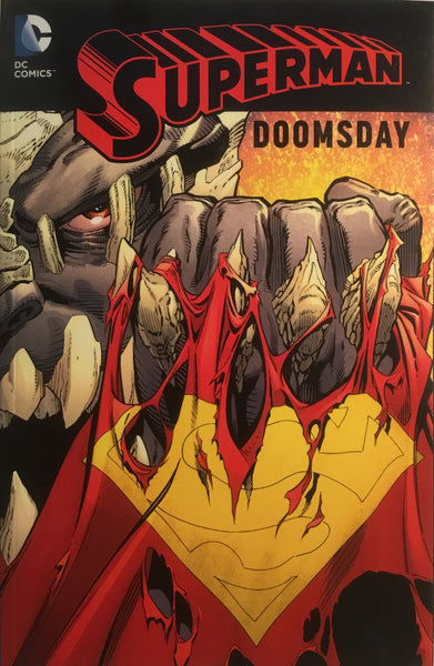 SUPERMAN DOOMSDAY GRAPHIC NOVEL