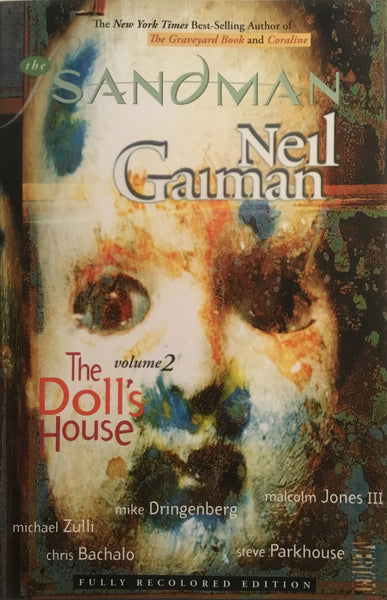 SANDMAN VOL 02 THE DOLL'S HOUSE GRAPHIC NOVEL