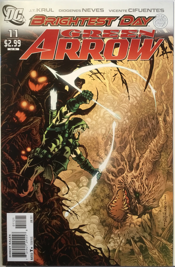 GREEN ARROW #11 (2011) 1:10 VARIANT - Comics 'R' Us