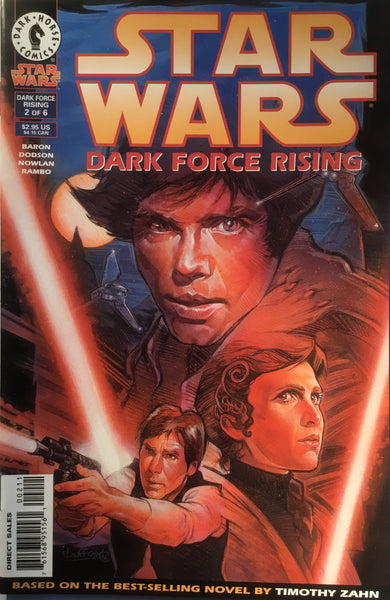 STAR WARS DARK FORCE RISING # 2