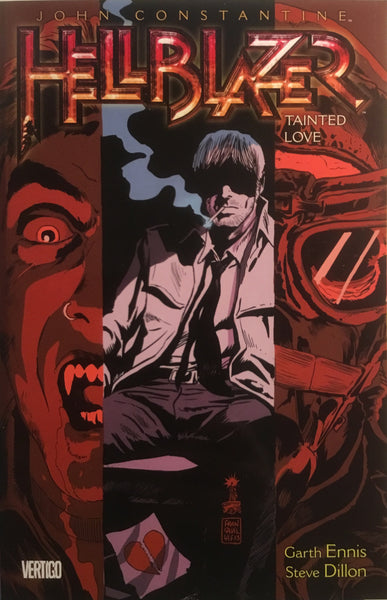 HELLBLAZER VOL 07 TAINTED LOVE GRAPHIC NOVEL