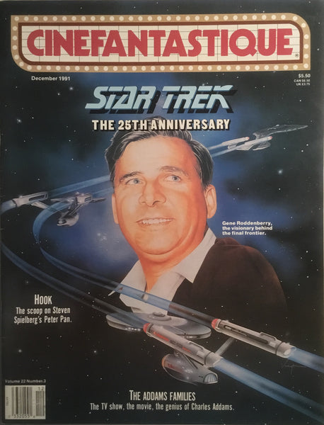 CINEFANTASTIQUE VOL 22 # 3