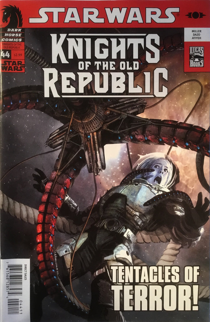 STAR WARS KNIGHTS OF THE OLD REPUBLIC # 44