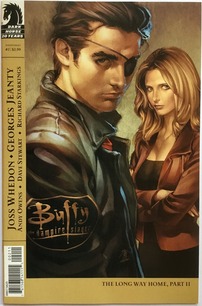 BUFFY THE VAMPIRE SLAYER SEASON EIGHT # 2 PAINTED COVER - Comics 'R' Us