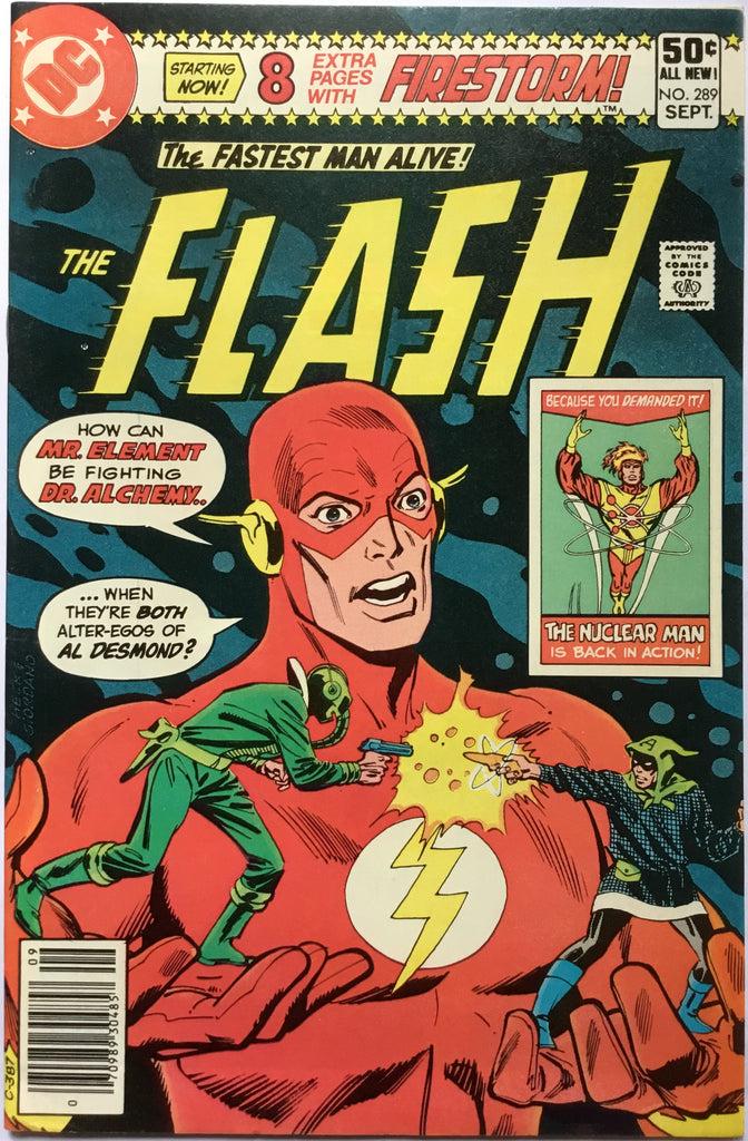 FLASH # 289 - Comics 'R' Us