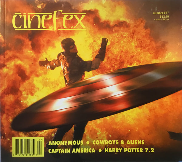 CINEFEX # 127 - Comics 'R' Us
