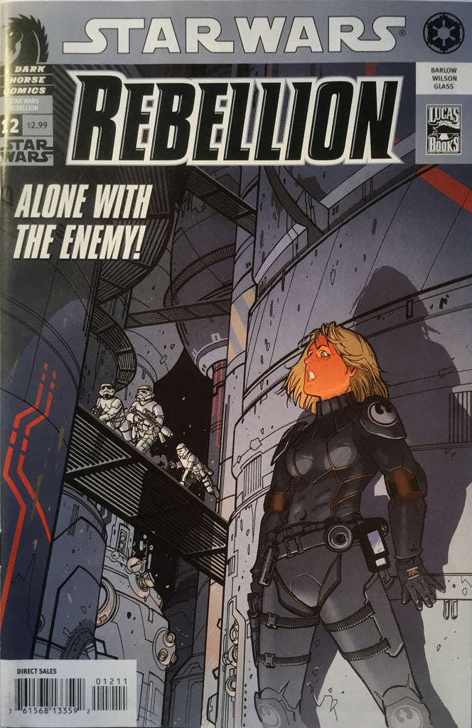 STAR WARS REBELLION #12