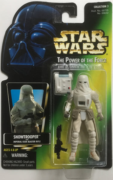 STAR WARS SNOWTROOPER ACTION FIGURE 1997