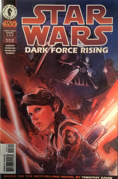 STAR WARS DARK FORCE RISING # 3