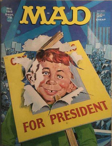 MAD MAGAZINE (USA) #185
