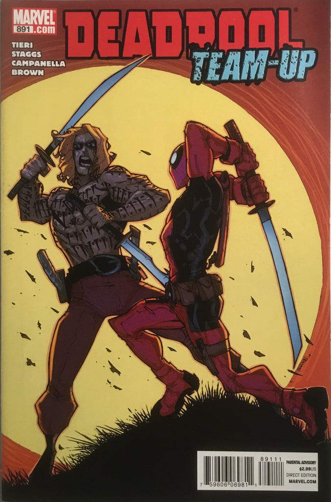 DEADPOOL TEAM-UP # 891 - Comics 'R' Us