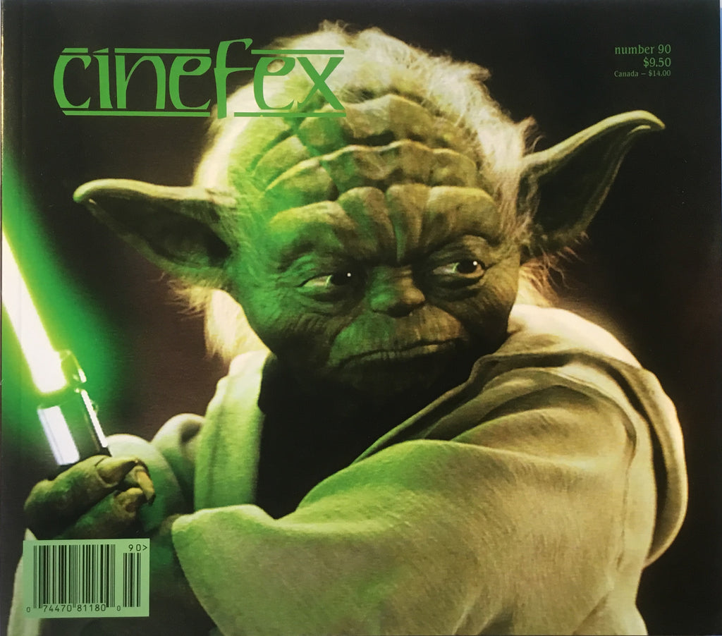 CINEFEX # 90 - Comics 'R' Us