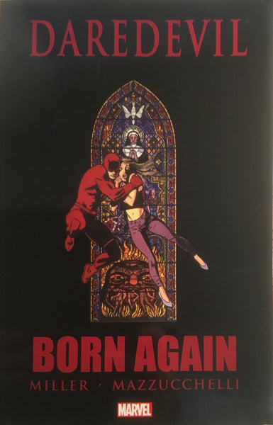 DAREDEVIL BORN AGAIN GRAPHIC NOVEL - Comics 'R' Us