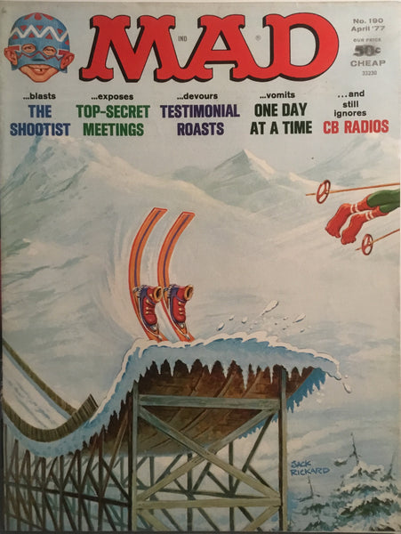 MAD MAGAZINE (USA) #190