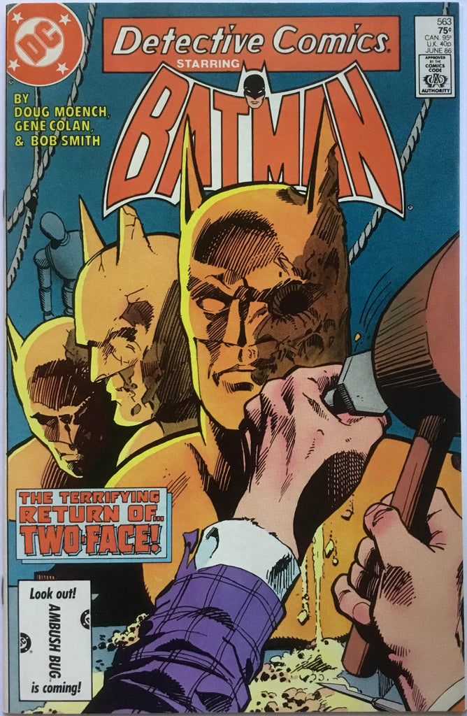 DETECTIVE COMICS starring BATMAN # 563 - Comics 'R' Us