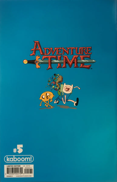 ADVENTURE TIME # 05 (1:15 VARIANT COVER) - Comics 'R' Us