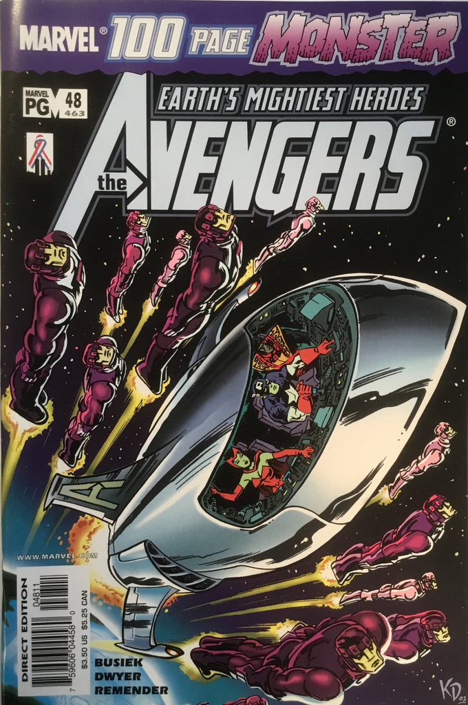 AVENGERS (VOL 3) # 48 - Comics 'R' Us