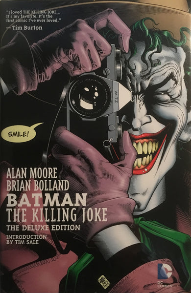 BATMAN THE KILLING JOKE HARDCOVER GRAPHIC NOVEL - Comics 'R' Us