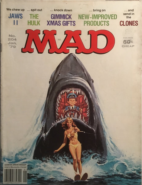 MAD MAGAZINE (USA) #204