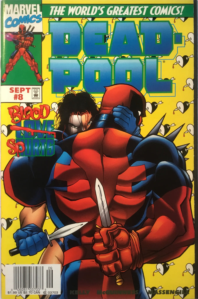 DEADPOOL # 8 (1997 SERIES) - Comics 'R' Us