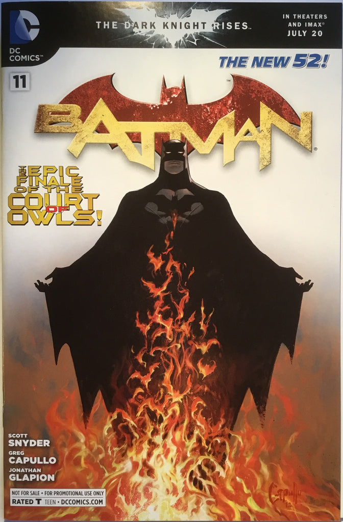 BATMAN #11 (THE NEW 52) SAN DIEGO COMIC-CON EDITION - Comics 'R' Us