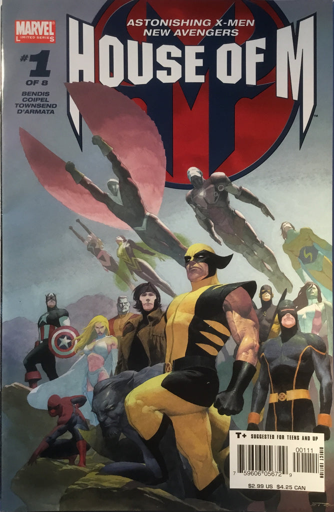 HOUSE OF M # 1 (2005) - Comics 'R' Us