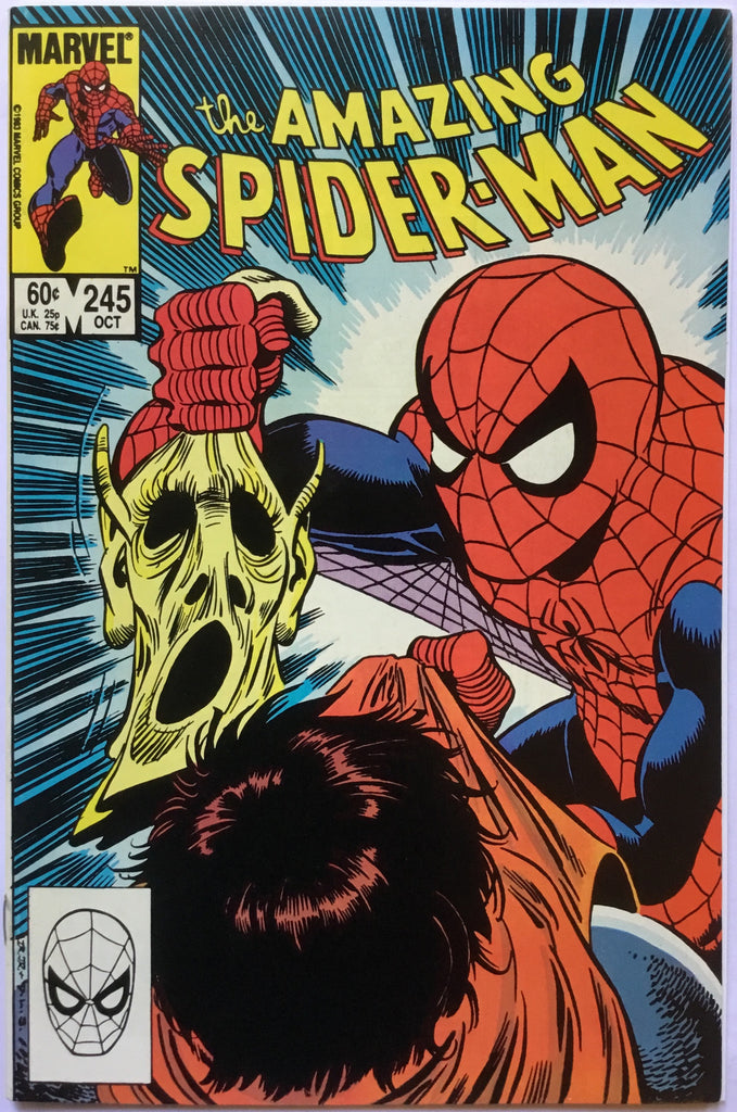 AMAZING SPIDER-MAN # 245 - Comics 'R' Us