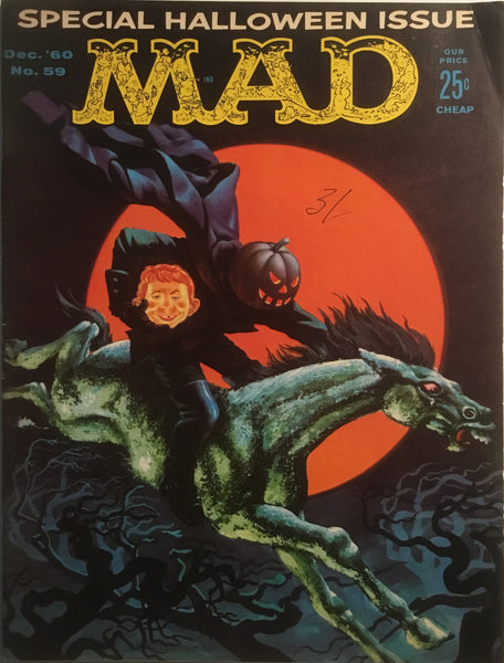 MAD MAGAZINE (USA) # 59
