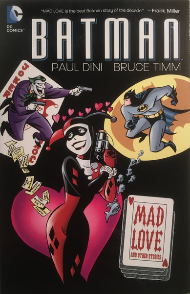 BATMAN MAD LOVE AND OTHER STORIES GRAPHIC NOVEL - Comics 'R' Us