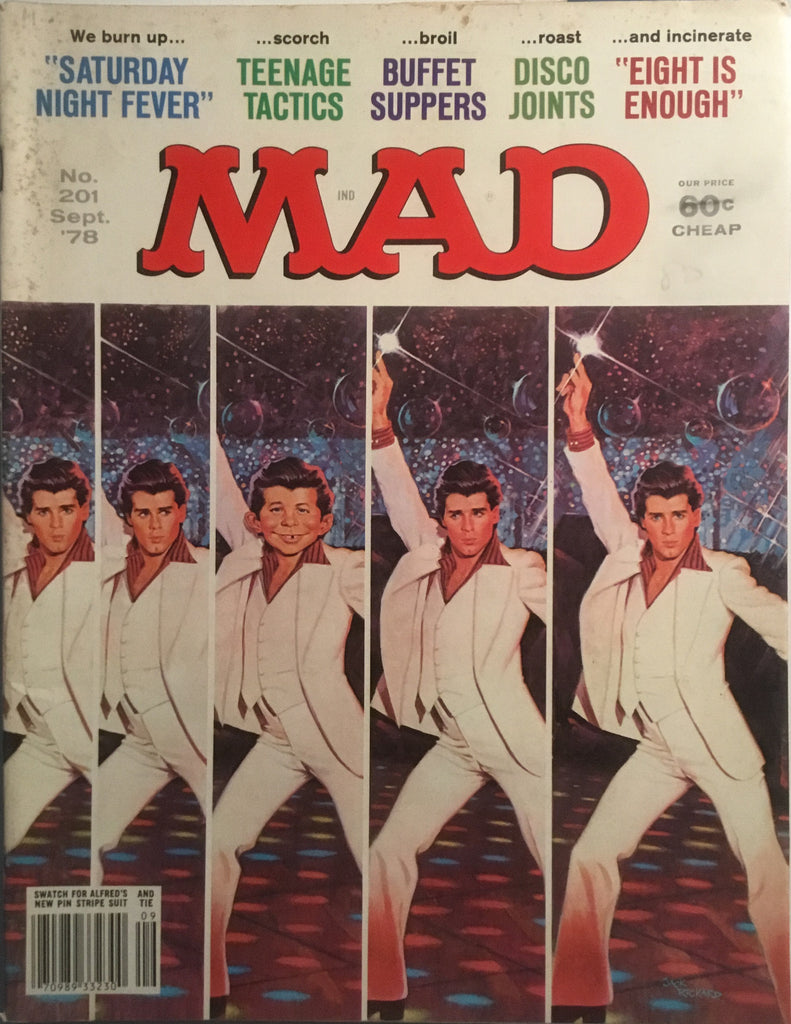 MAD MAGAZINE (USA) #201