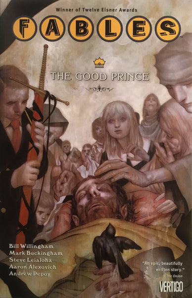 FABLES VOL 10 THE GOOD PRINCE GRAPHIC NOVEL