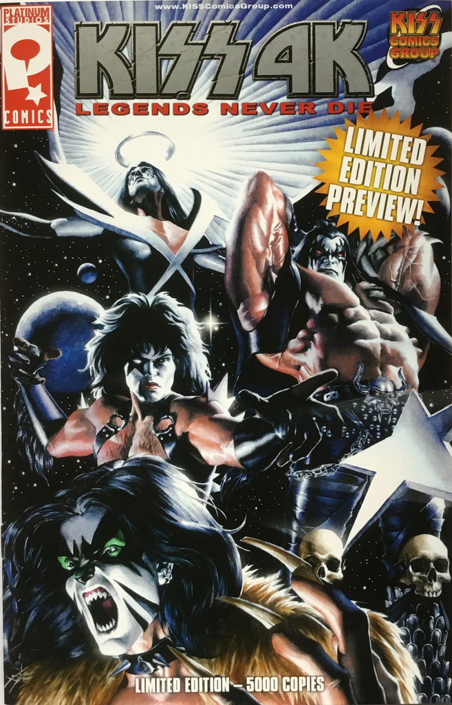 KISS 4K WIZARD WORLD EXCLUSIVE PREVIEW