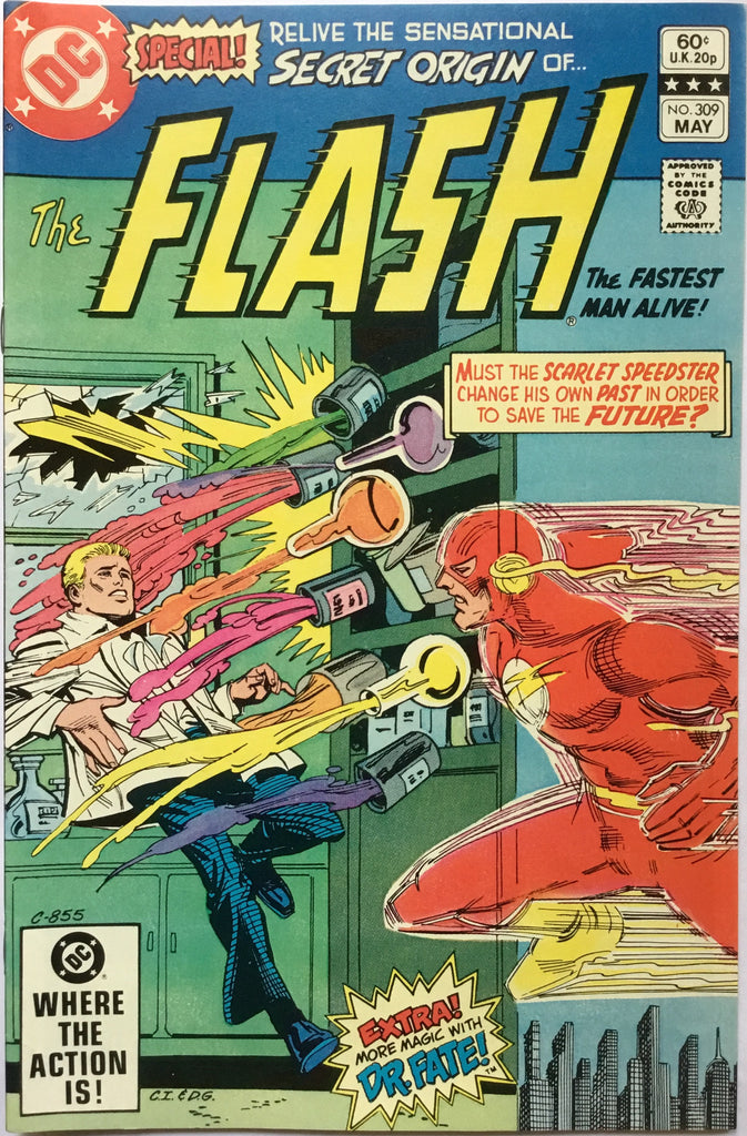 FLASH # 309 - Comics 'R' Us