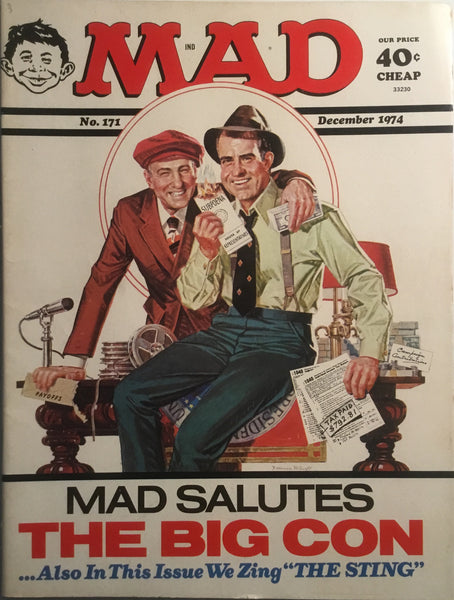 MAD MAGAZINE (USA) #171