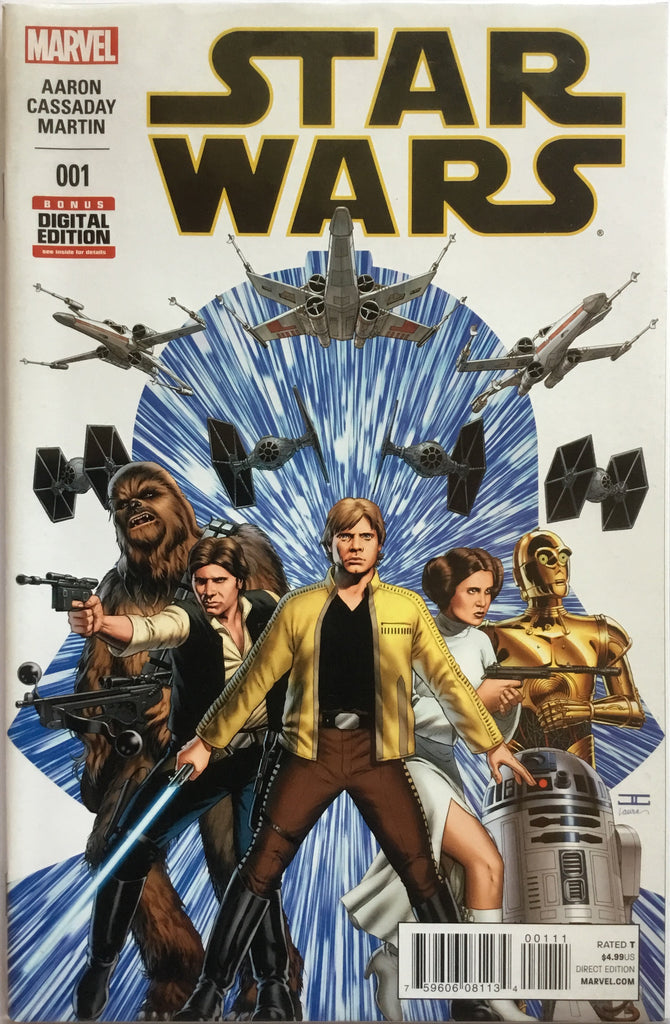 STAR WARS (MARVEL) # 1