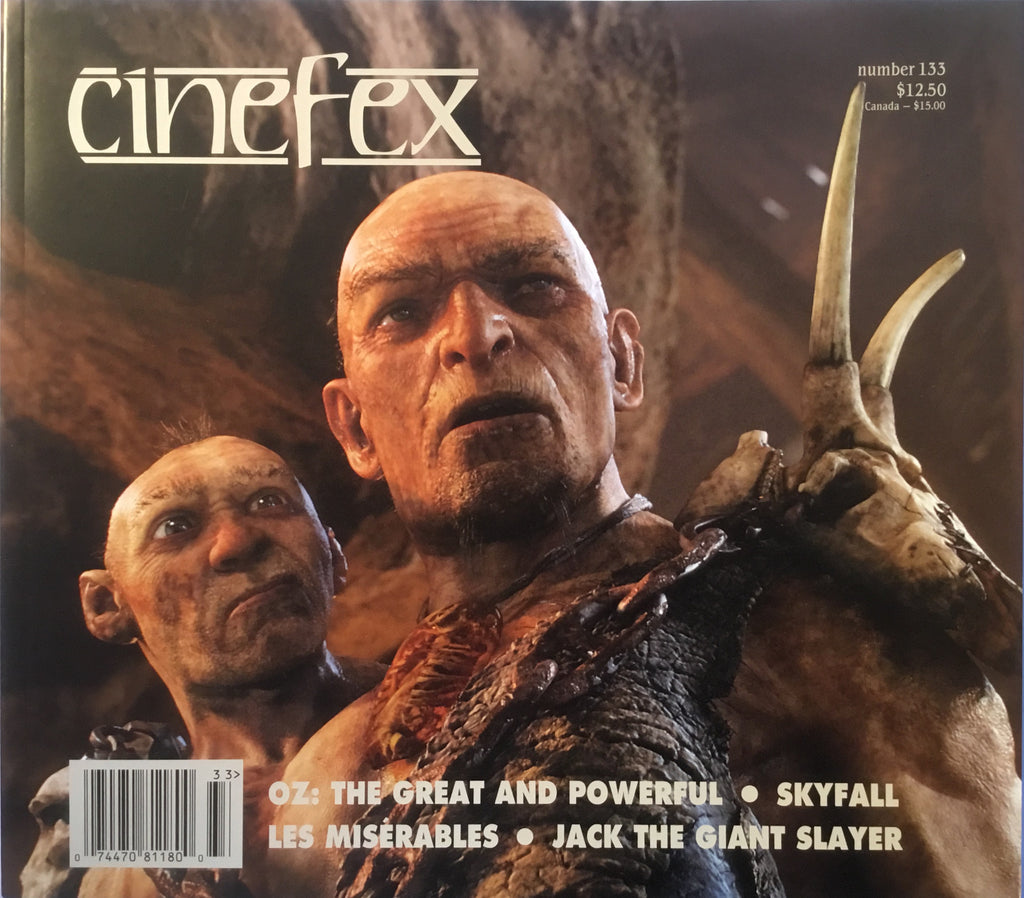 CINEFEX # 133 - Comics 'R' Us