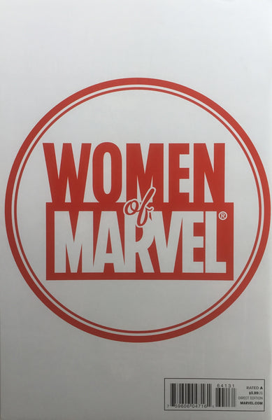 AMAZING SPIDER-MAN (1999-2013) #641 WOMEN OF MARVEL COVER (1:15 VARIANT)