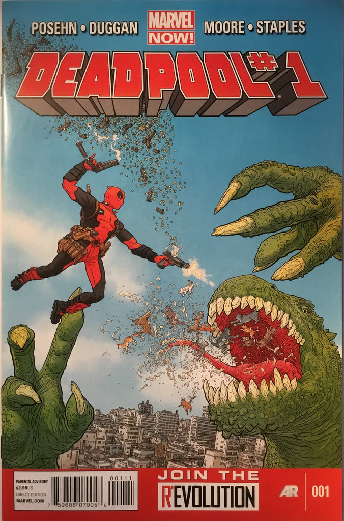 DEADPOOL (2013) # 1 - Comics 'R' Us