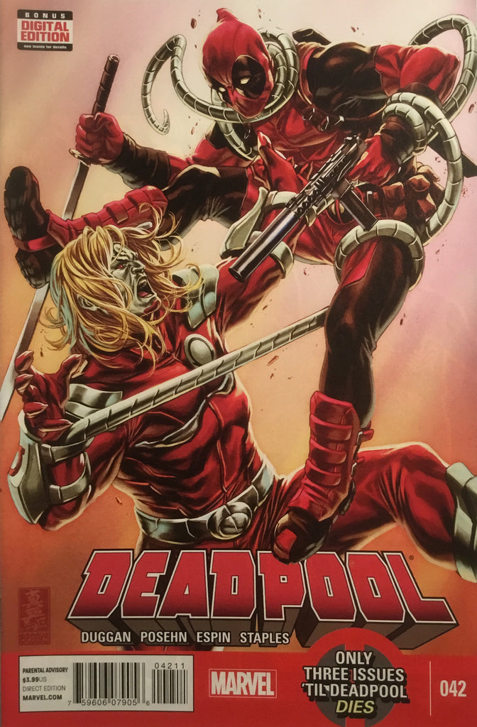 DEADPOOL (MARVEL NOW) #42 - Comics 'R' Us