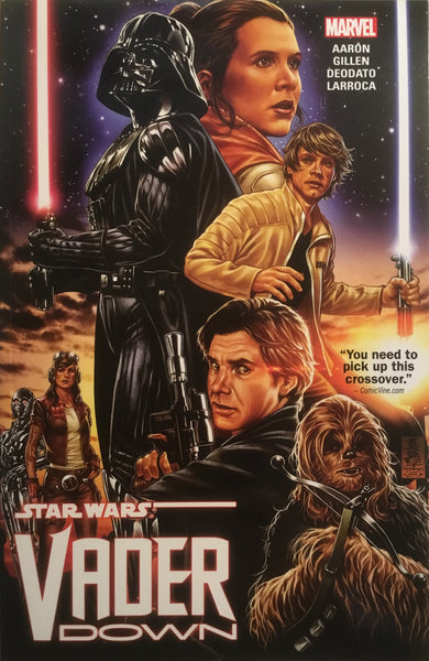 STAR WARS VADER DOWN (MARVEL) GRAPHIC NOVEL