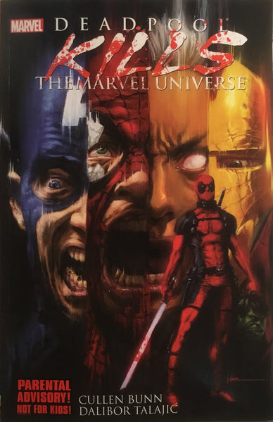 DEADPOOL KILLS THE MARVEL UNIVERSE GRAPHIC NOVEL - Comics 'R' Us